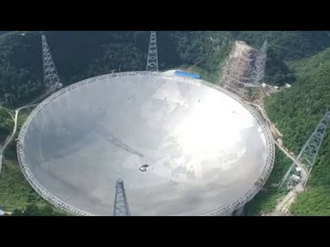 FAST telescope: 1 year of unprecedented spying on the skies