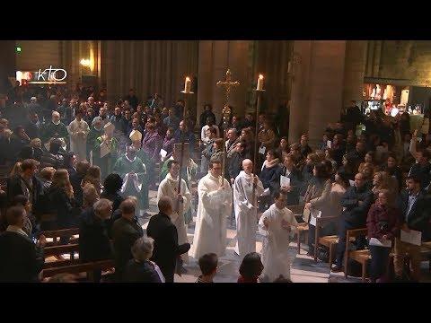 Messe du 29 octobre 2017