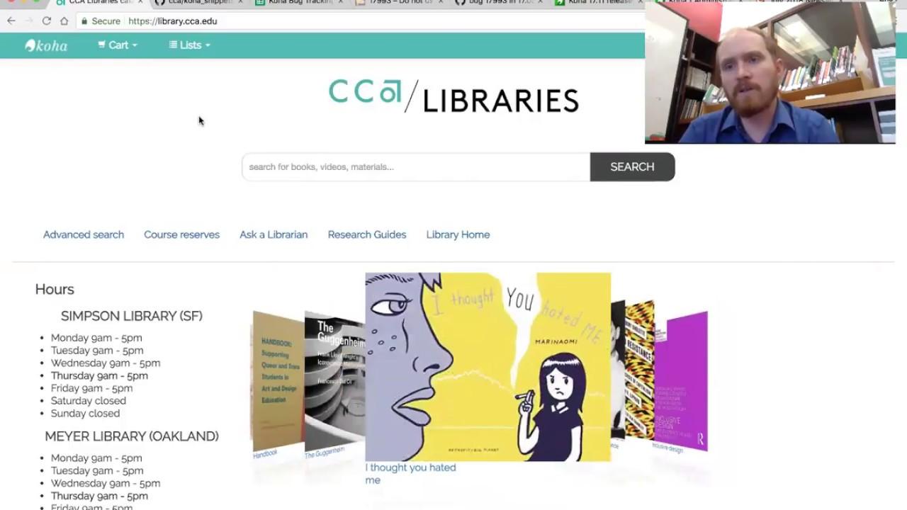 Library Acrl Techconnect