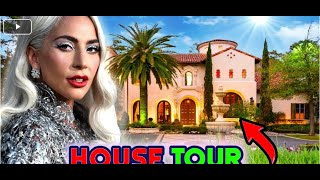 Waw!! #Lady Gaga #House Tour 2019  Inside Her NYC Malibu & Frank Zappa Mansions