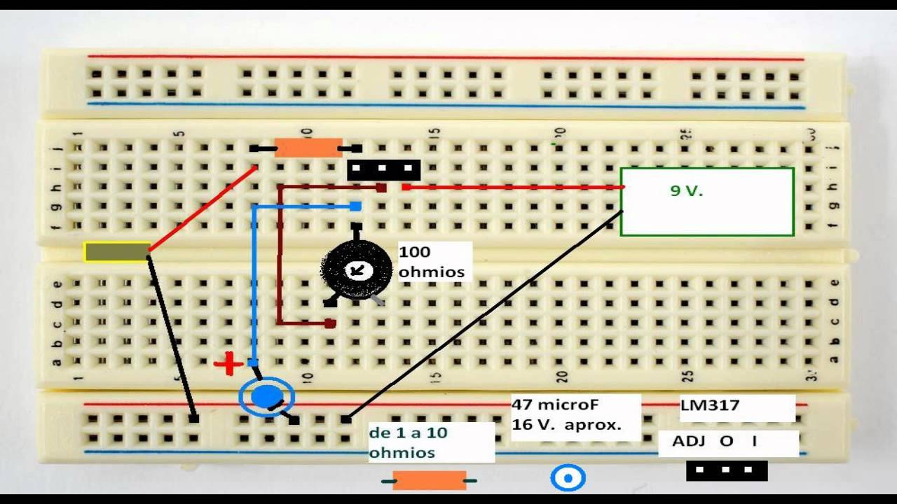Circuito Quema Grasa : Circuito alimentador para el quot laser que quema youtube