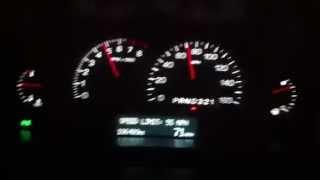 Cadillac DTS 0-60 mph 2011