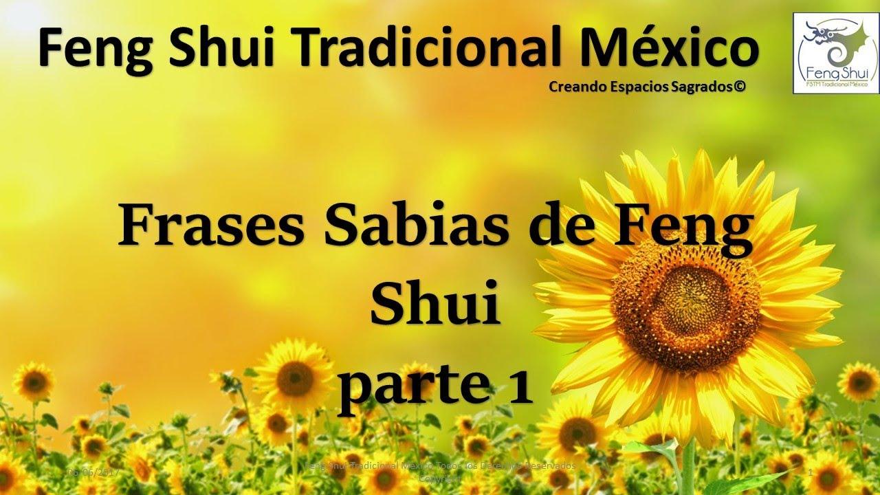 Frases sabias de feng shui parte 1 youtube - Que es feng shui ...