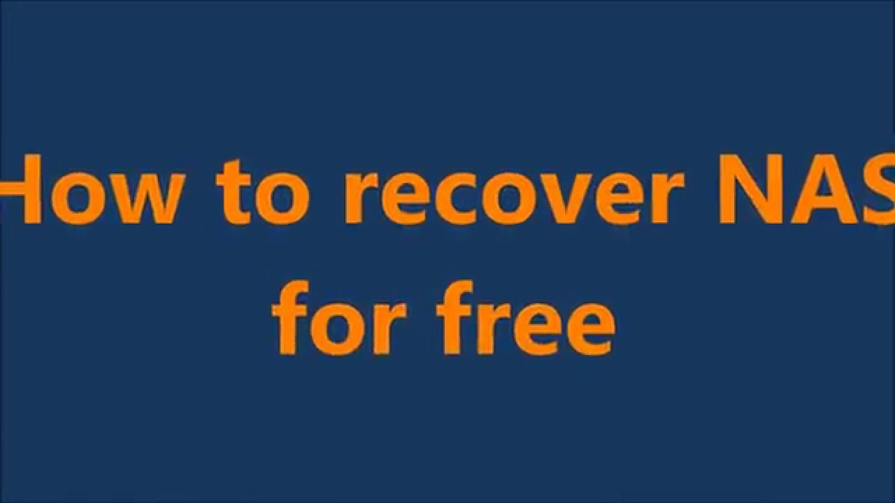 runtime software nas data recovery