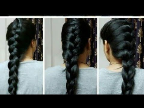 choti hairstyle for school going girl  cute girl