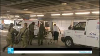 مقتل تلاثة فلسطينيين بعد تنفيذهم عمليات دهس وطعن بالقرب من مستوطنة كريات أربع