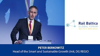 P. Berkowitz: Usage of Cohesion Funds for Transport Projects Now and in Future | RBGF 2018 thumbnail