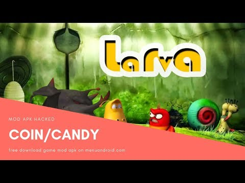 Download Cheat Larva Heroes Mod Apk 2019 Unlimited Money And Candy 1