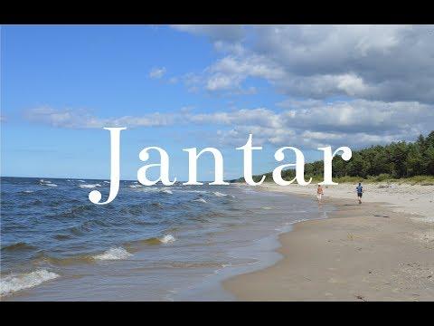 Jantar - Beach and Lakeside (Poland)