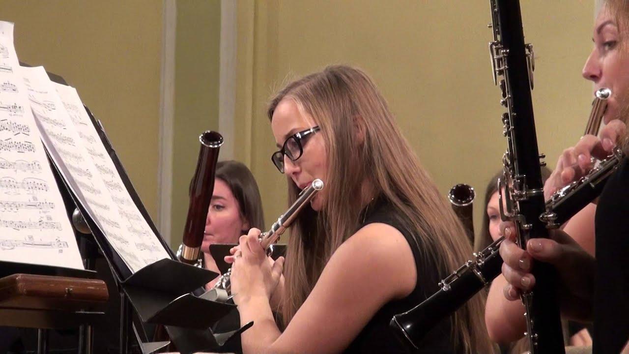 00616 JVLMA Pūtēju orķestra koncerts, 25.10 2015 JVLMA Lielā zālē