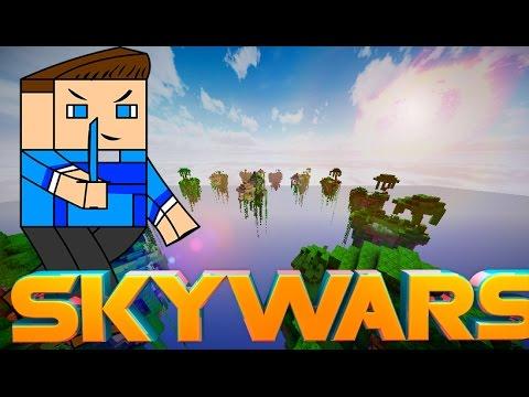 sky wars pvp traicionero pero pro!!!