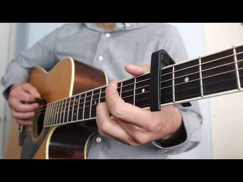 I Was Jack (You Were Diane) Jake Owen - Acoustic Guitar Cover