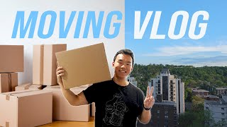 Moving Into My Medical School Apartment | Moving VLOG