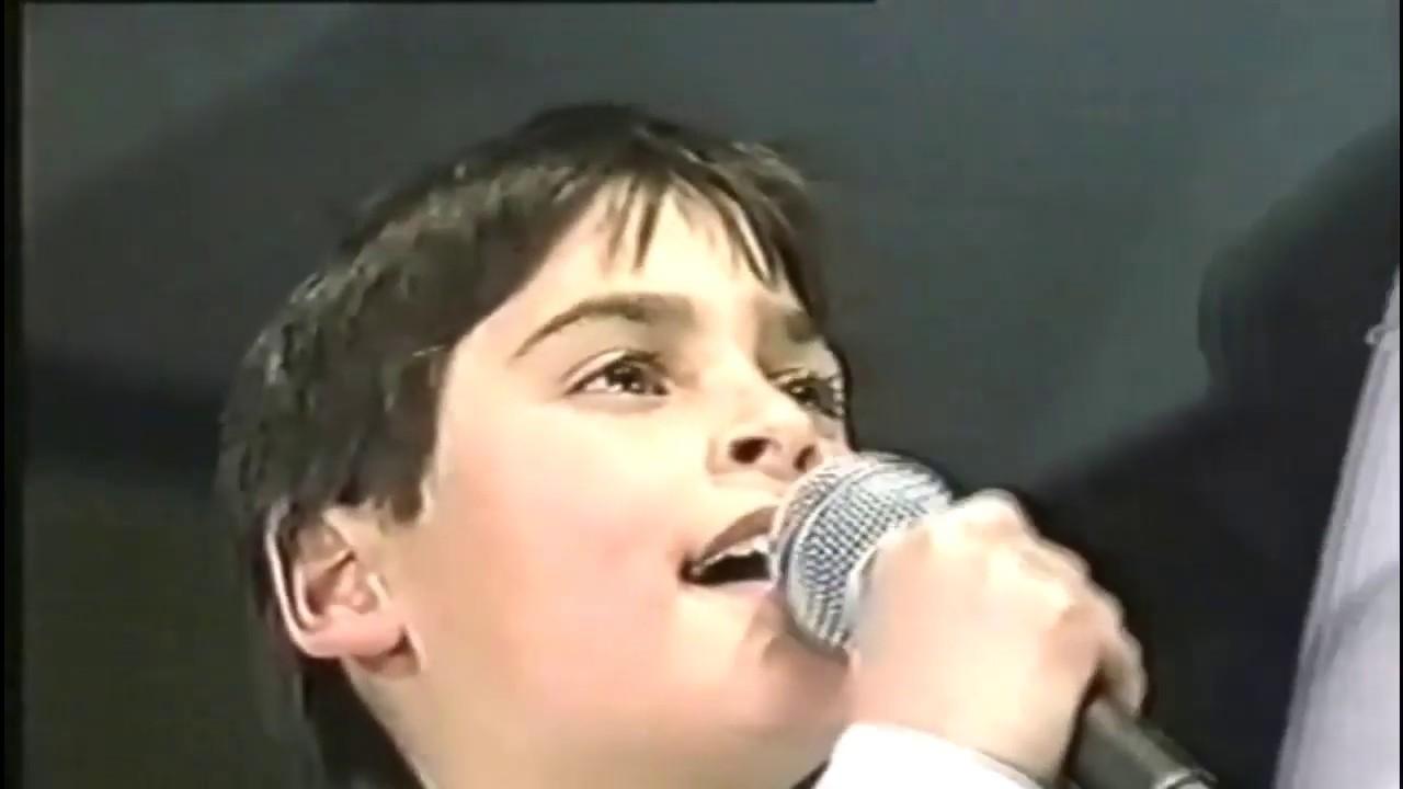 נוסטלגיה | גד אלבז שהיה ילד & בני אלבז | 1992