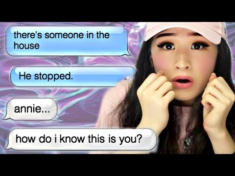The Creepiest Text Ever | annie96 is typing... from YouTube · Duration:  17 minutes 26 seconds