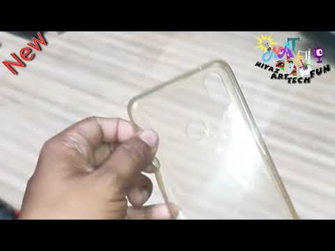How to clean mobile transparent cover    how to removed mobile yellowish cover    niyaz art mobile