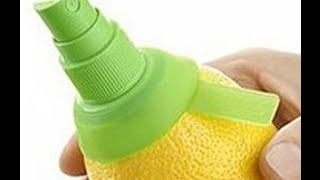 Спрей лимонного сока - аэрозоль