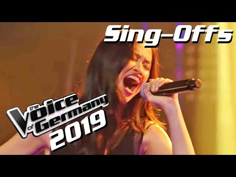 Snow Patrol - Run (Claudia Emmanuela Santoso) | The Voice of Germany 2019 | Sing-Offs