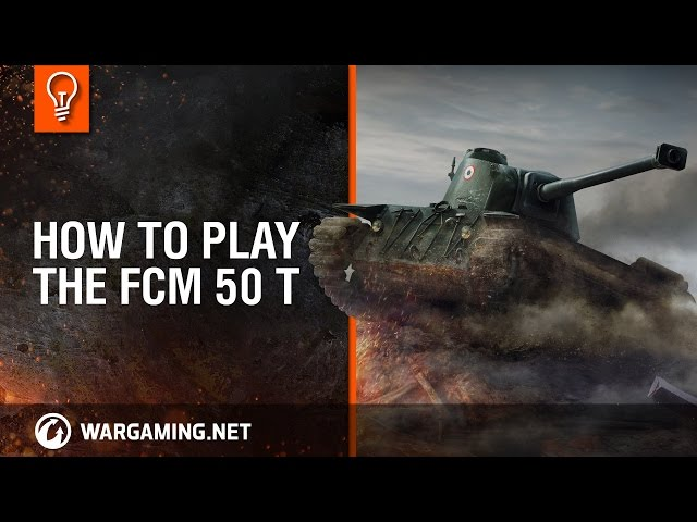 World of tanks fcm 50t matchmaking