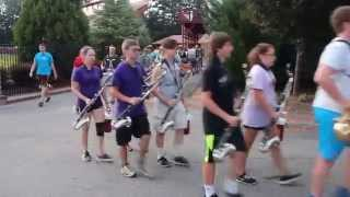Lassiter Band 2015-16 Cadence March