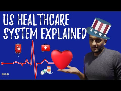 US Healthcare System Explained | American Healthcare| US Health Insurance
