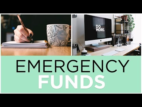 Everything You Need To Know About Emergency Funds | The 3-Minute Guide