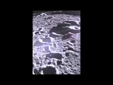 Nasa divulga vídeo com instantes finais de sondas na órbita da Lua