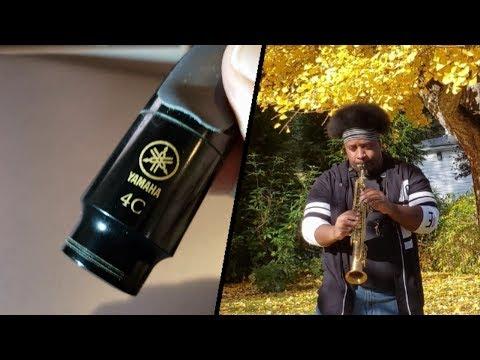 Yamaha 4c Soprano Sax Mouthpiece Review.