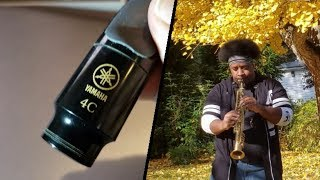 Yamaha 4c soprano sax mouthpiece review.