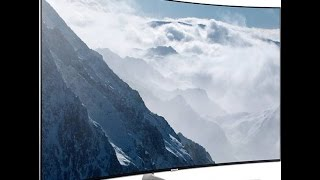 Insiders View Of SAMSUNG 9 138cm 55 Ultra HD 4K Smart, Curved LED TV UA55KS9000KLXL, 4 x HDMI, 3 x
