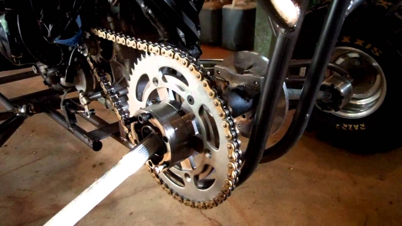 Dirt Buggy 9 Chain Tensioner Youtube