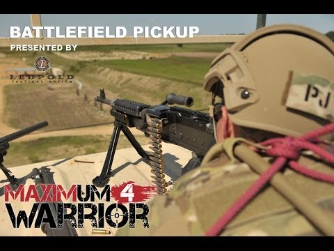 Maximum Warrior 4: Battlefield Pickup Military Competition