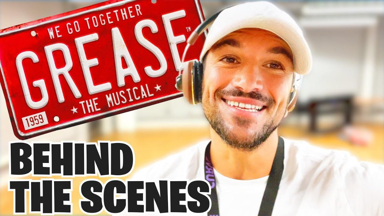 ⭐REHEARSAL WEEK⭐ | Grease The Musical | Life With Peter Andre