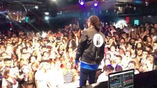 Ghali - Ninna Nanna live @ Setai Club - 22 Dicembre 2016