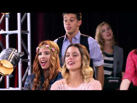 Disney Channel España | Videoclip Violetta - Friends 'Till The End
