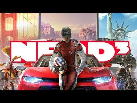 Nerd³ Goes To America - The Crew 2 Beta