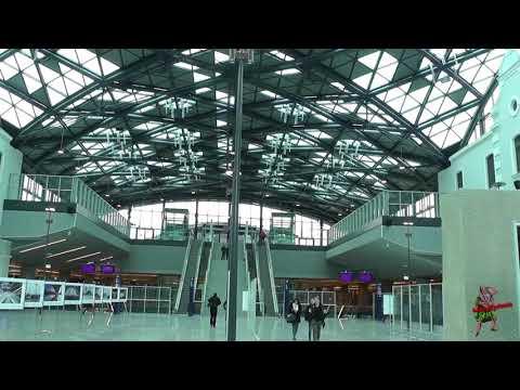 Dworzec PKP Fabryczny W Łodzi