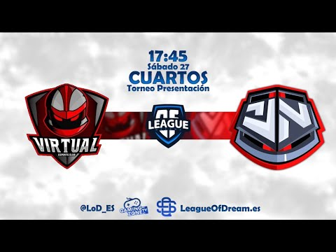 VIRTUAL TEAM VS TEAM GENETIC | TORNEO PRESENTACIÓN LoD
