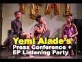 Yemi Alade s Mama Afrique EP Listening Party, Feat. DJ Tunez, Maria Borges Sira Kante