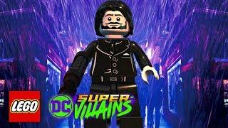 LEGO DC SuperVillains  How To Make John Wick