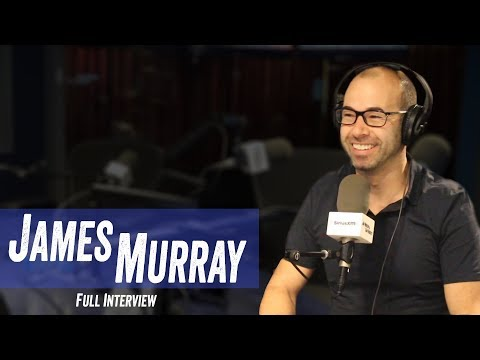 James Murray  'Impractical Jokers', 'Awakened', Selling out MSG  Jim Norton & Sam Roberts
