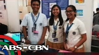 Students, wagi sa Young Investors Challenge sa Malaysia | TV Patrol South Central Mindanao