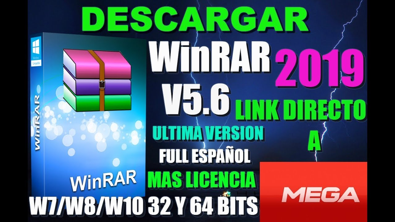descargar winrar portable full