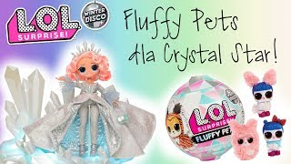 LOL Surprise Winter Disco ❄️ Fluffy Pets dla Crystal Star ❄️ Toys Land