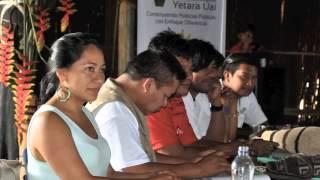 Empoderamiento político Mujer indígena Amazonia Colombiana.