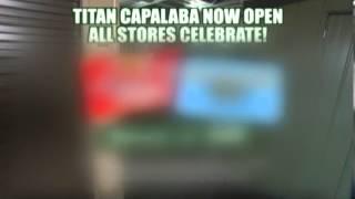 Titan Garages Sheds And Carports, New Titan Capalaba Display