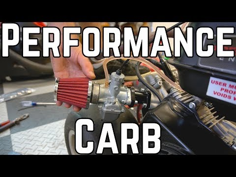 How to Install a Mikuni Performance Carburetor
