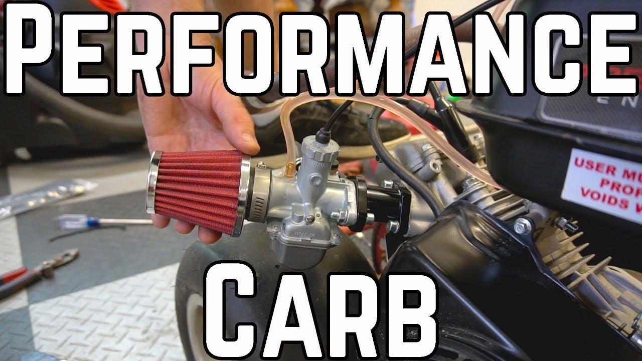 How to Install a Mikuni Performance Carburetor