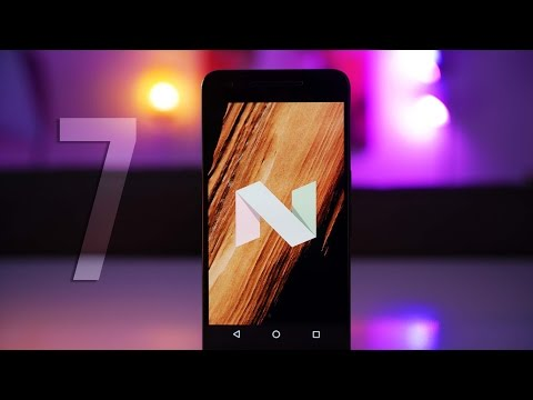 Top 7 Android 7.0 Nougat Features