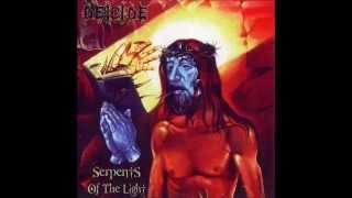 Deicide Blame It on God